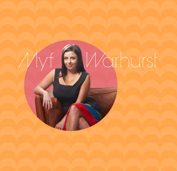 Myf Warhurst Official Website